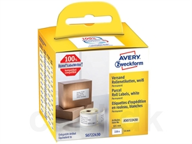 Avery 99014 LabelWriter Shipping Etiket AS0722430